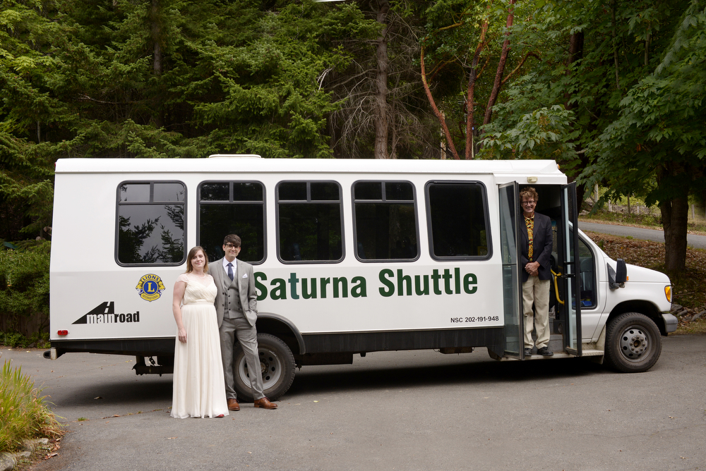 Saturna Lions Shuttle