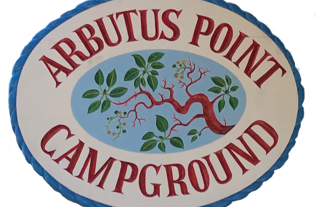 Arbutus Point Campground